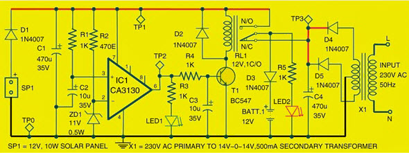 Electronics For You Mini Projects for Engineering Students
