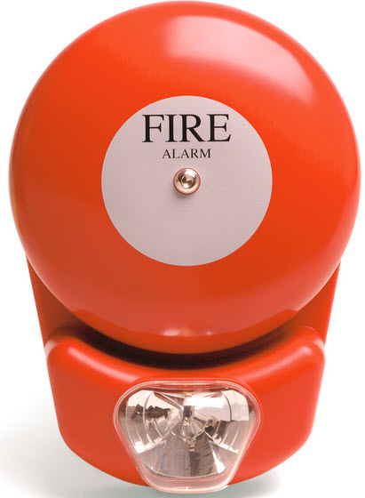 Low Cost Fire Alarm