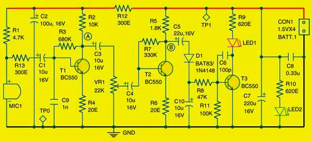 Electronic For You Circuit Diagrams – Wiring Diagrams – readingrat.net