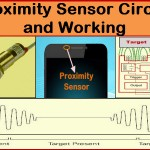 Proximity Sensor Circuit and Working