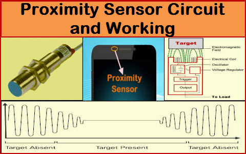 Simple Proximity Sensor Circuit and Working