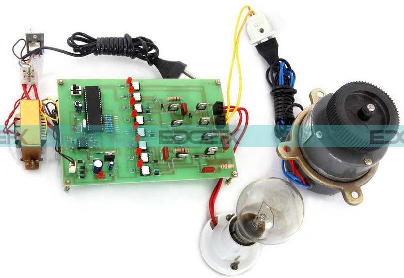 SCR Based Cycloconverter by Edgefxkits.com
