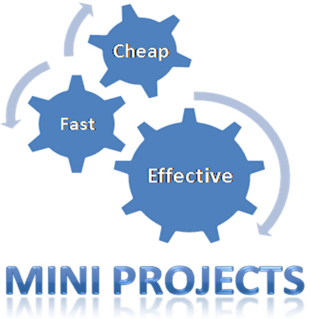 simple mini projects for ece and eee engineering students