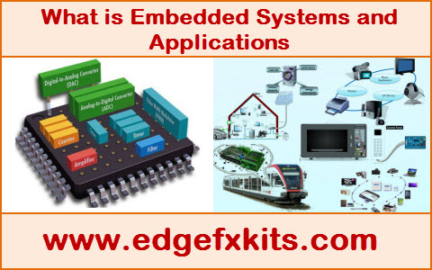 What is Embedded Systems and its Applications?