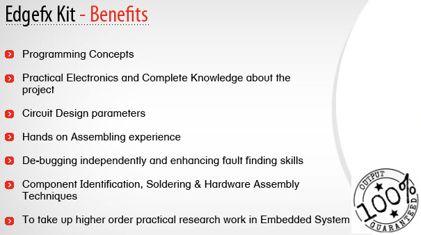 Benefits of Buying Electrical and Electronics Projects Kits from Edgefx