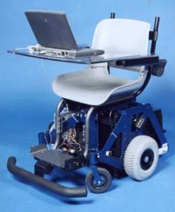 Robotic Wheel Chair based on Flex Sensor Final Year Engineering Project