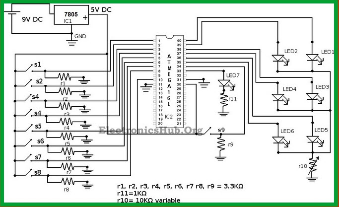 Boolean algebra calculator circuit with applications boolean algebra calculator circuit ccuart Images