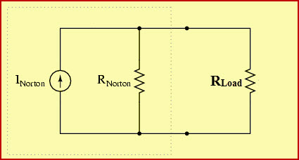 Norton Equivalent Circuits