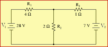 Thevenins Theorem Practical Example Circuit1
