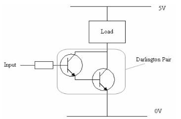 Working of a Darlington Pair Transistor