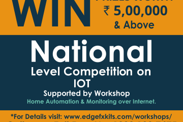 IOT National Level Competition