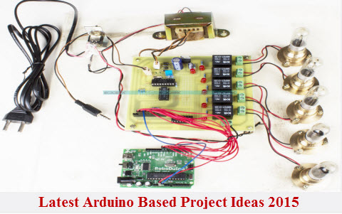 Latest Arduino Based Projects for Engineering Students