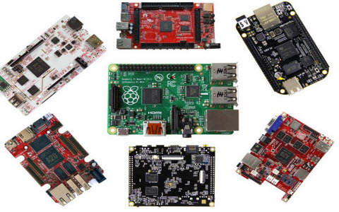 Raspberry Pi Boards