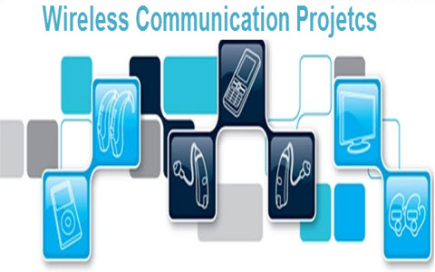 Wireless Communication Projects