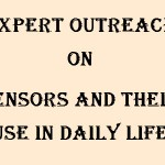 Expert Outreach on Sensors and their use in Daily Life