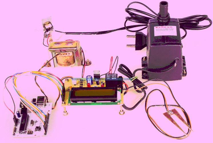 WSN based Monitoring of Temperature and Humidity of Soil  using Arduino