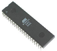 Microcontroller AT89C51