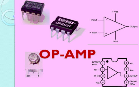 ic 741 op amp basics and circuit working with characteristicsic 741 op amp