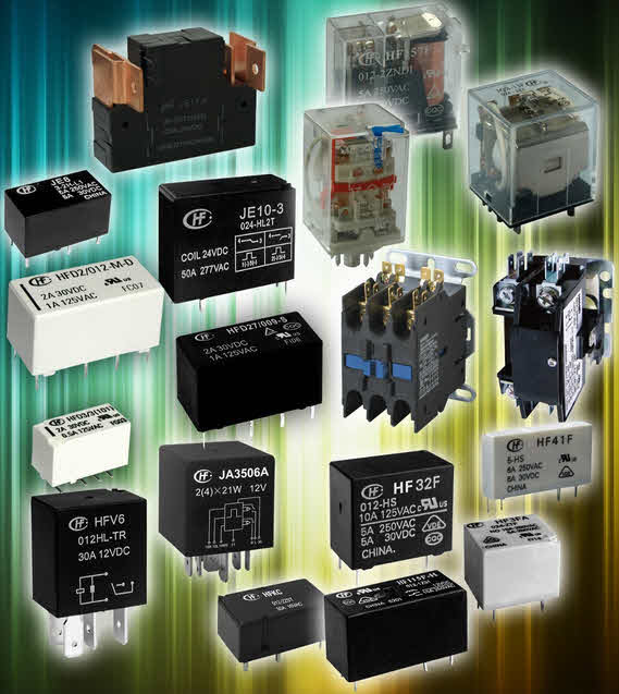 Different Types of Relays