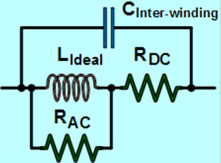 Equivalent Circuit of Inductor