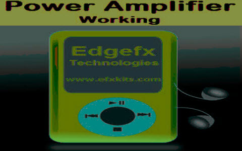 Power Amplifiers for FM Transmitter