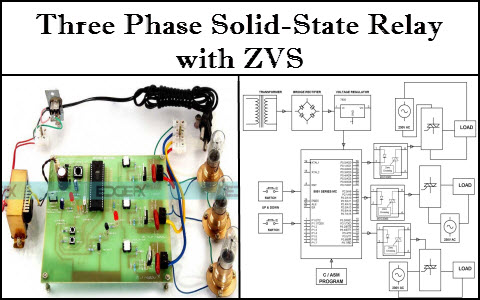 Three Phase Solid State Relay Circuit Diagram Data Wiring Diagrams - Solid state relay wiring diagram