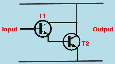 Darlington Pair Transistor
