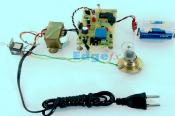 Electronic Eye Controlled Security System by Edgefxkits.com