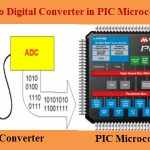 ADC in PIC Microcontroller