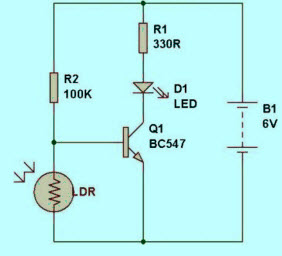 Simple Steps to building a Project on Breadboard Circuit