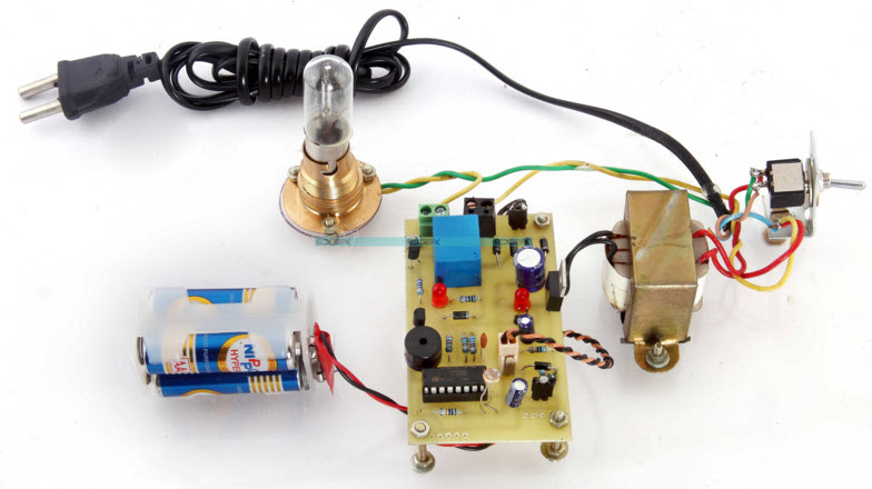 Latest LDR Projects for Engineering Students - LDR Circuits