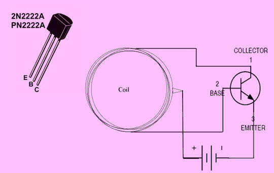 Wireless Power Transmission Circuit and Its Working