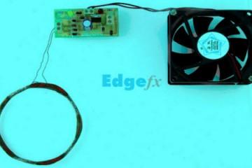 Wireless Power Transfer Project kit by Edgefxkits.com