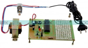 Auto Intensity Control of Street Light
