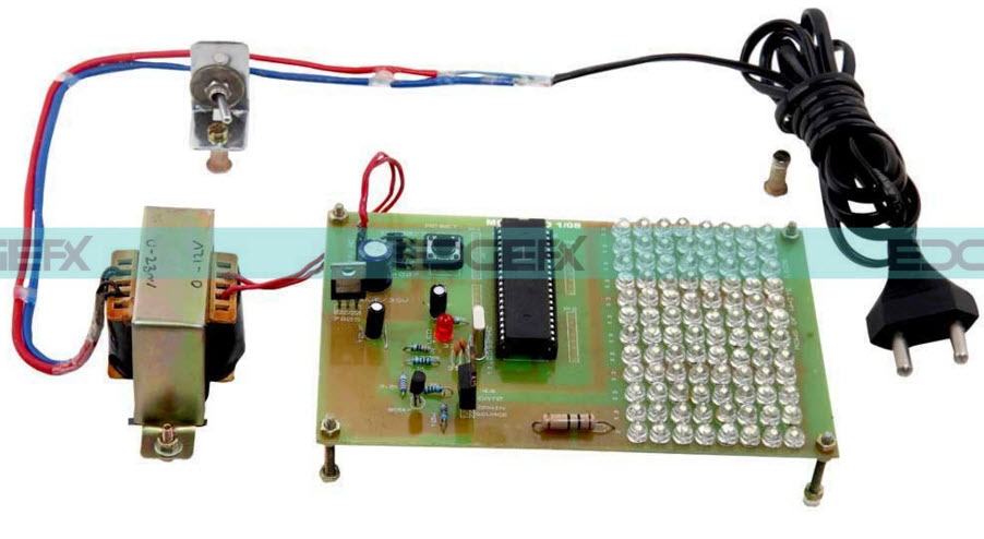 Auto Intensity Control of Street Lights and Its Working