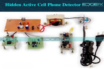 Hidden Active Cell Phone Detector by Edgefxkits.com