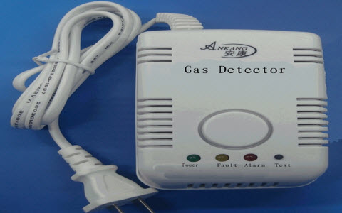 Lpg Gas Detector For Home on Fire Alarm Circuit