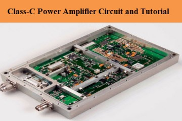 Class-C Power Amplifier