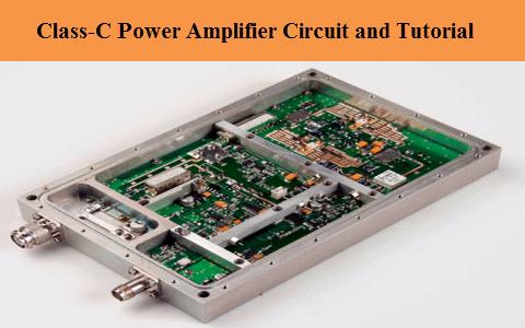 Class-C Power Amplifier