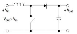 Step Up Voltage Regulators