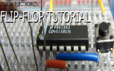 Flip-Flop Circuit Types and Its Applications