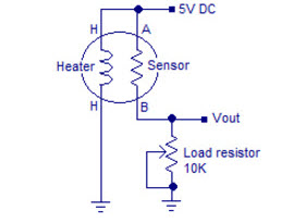 mq135 alcohol sensor circuit and its working rh elprocus com
