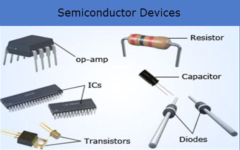 Types of Semiconductor Devices and Applications
