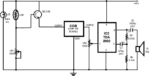 Beam Smoke Detector Wiring Diagram