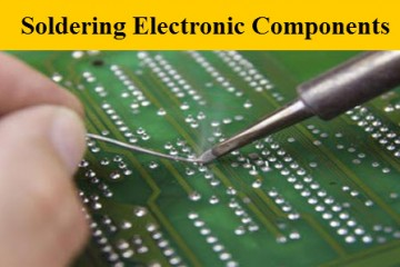 Soldering Electronic Components