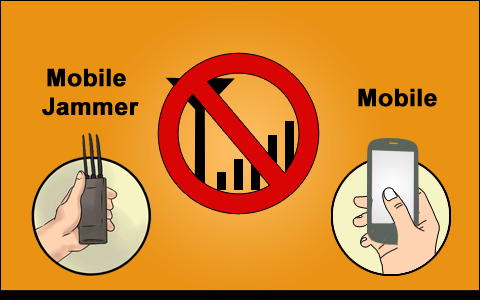 Mobile Jammer - How Cell Phone Jammer Works