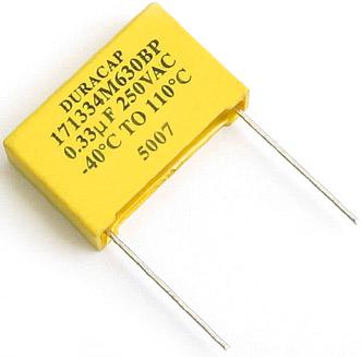 Polycarbonate Capacitor