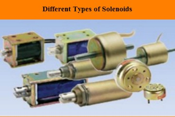 Different Types of Solenoids