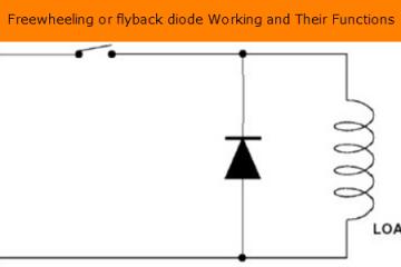 Freewheeling or Flyback Diode