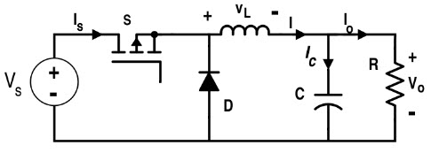 Buck Converter Working